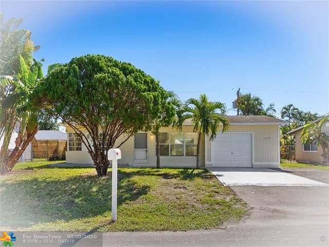 1658 NE 30th St, Pompano Beach, FL 33064 (MLS #F10213831) :: Berkshire Hathaway HomeServices EWM Realty