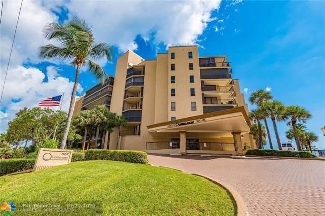 1167 Hillsboro Mile #303, Hillsboro Beach, FL 33062 (#F10213886) :: Posh Properties