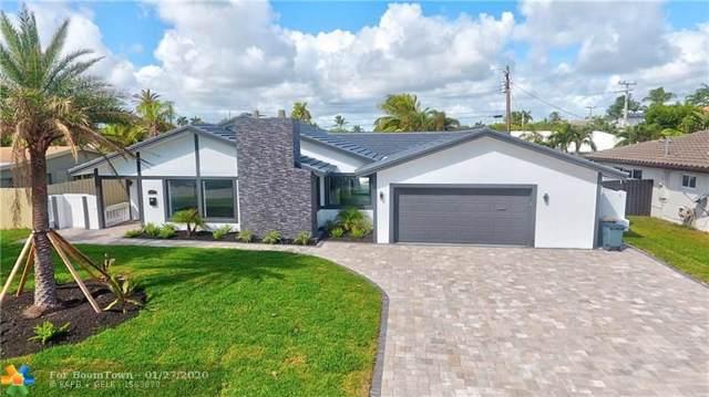 3565 NE 31st Ave, Lighthouse Point, FL 33064 (MLS #F10213891) :: Green Realty Properties