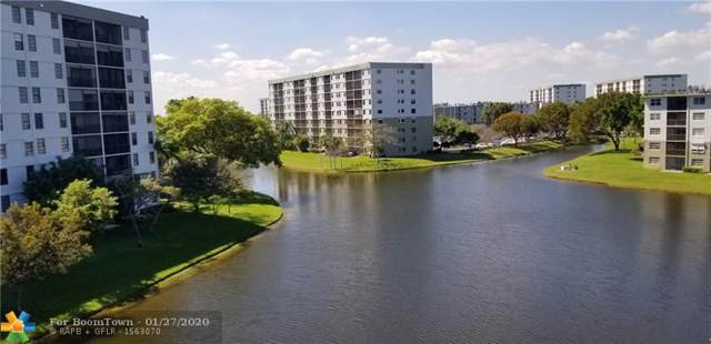 2222 N Cypress Bend Dr #501, Pompano Beach, FL 33069 (MLS #F10213900) :: Castelli Real Estate Services