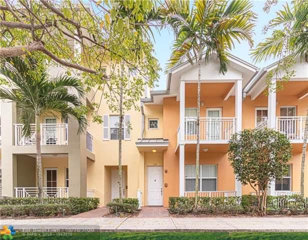 316 14TH AV #316, Fort Lauderdale, FL 33312 (MLS #F10214000) :: RE/MAX