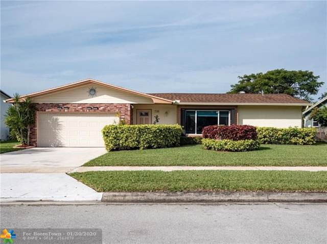 735 NW 79th Ave, Margate, FL 33063 (MLS #F10214024) :: Green Realty Properties