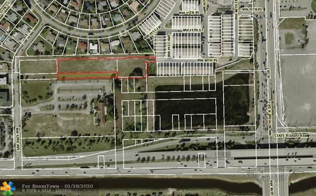 1050 NW 43rd Terrace, Lauderhill, FL 33313 (MLS #F10214035) :: GK Realty Group LLC