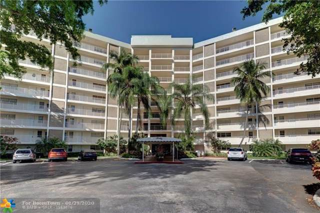 3051 N Course Dr #108, Pompano Beach, FL 33069 (MLS #F10214051) :: Green Realty Properties