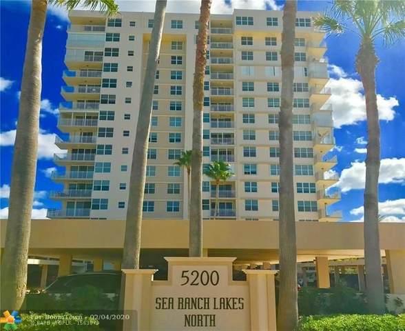 5200 N Ocean Blvd #712, Lauderdale By The Sea, FL 33308 (MLS #F10214109) :: GK Realty Group LLC