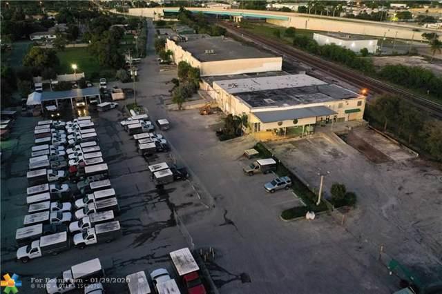 1360 Hammondville Rd, Pompano Beach, FL 33069 (MLS #F10214110) :: Green Realty Properties