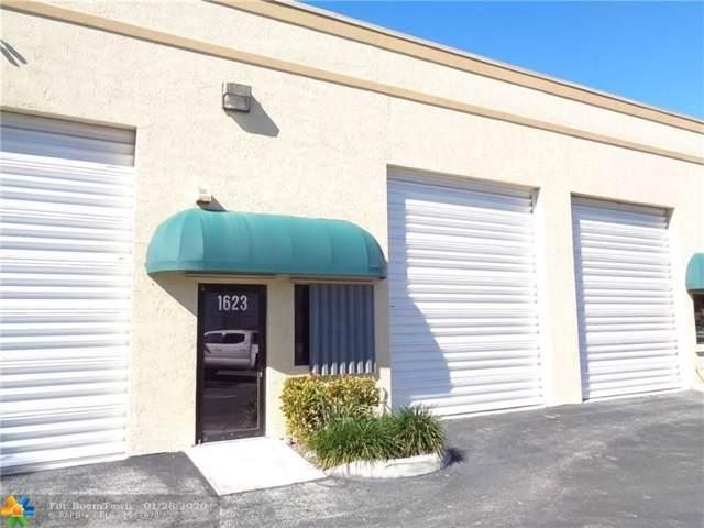 1623 W Mcnab Rd #11, Pompano Beach, FL 33069 (MLS #F10214121) :: The Paiz Group