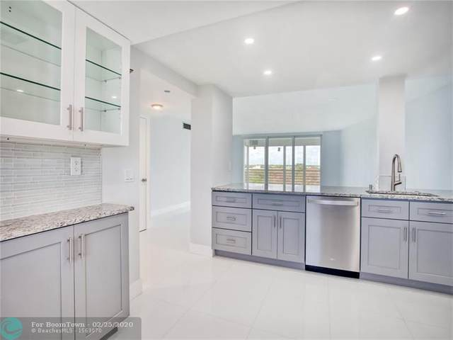 625 Oaks Dr #805, Pompano Beach, FL 33069 (MLS #F10214139) :: Green Realty Properties