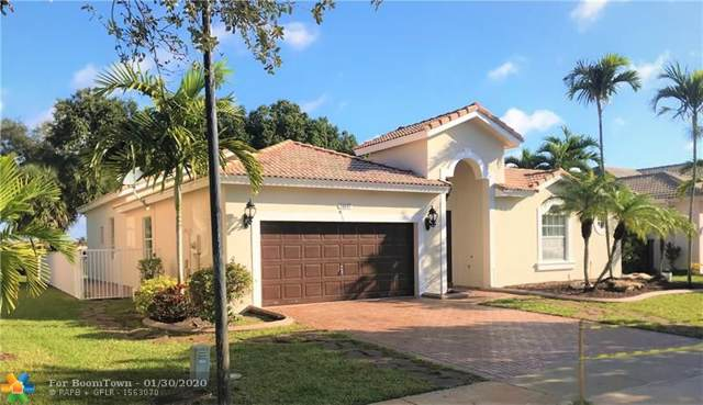 16647 SW 6th St, Pembroke Pines, FL 33027 (MLS #F10214148) :: Green Realty Properties