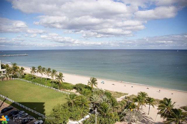 4050 N Ocean Dr #1006, Lauderdale By The Sea, FL 33308 (MLS #F10214188) :: GK Realty Group LLC