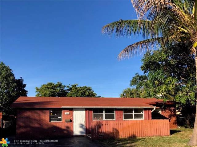 1601 NE 33rd Ct, Pompano Beach, FL 33064 (MLS #F10214218) :: Berkshire Hathaway HomeServices EWM Realty