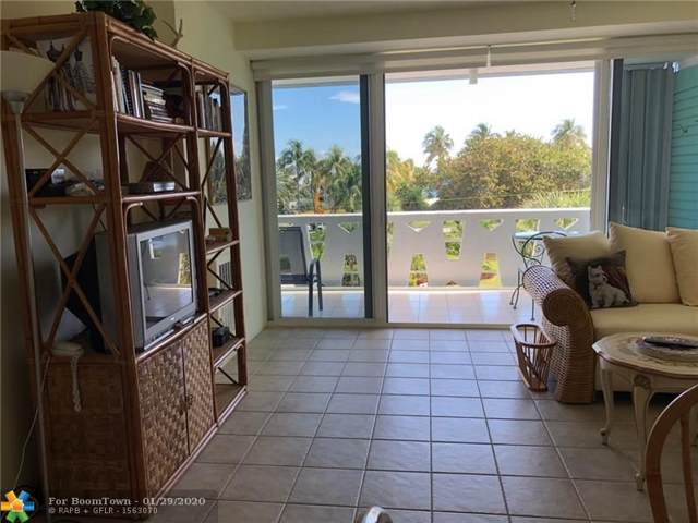 2840 N Ocean Blvd #308, Fort Lauderdale, FL 33308 (MLS #F10214252) :: GK Realty Group LLC