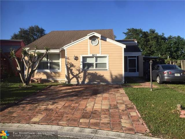 8811 SW 22nd St, Miramar, FL 33025 (MLS #F10214317) :: GK Realty Group LLC
