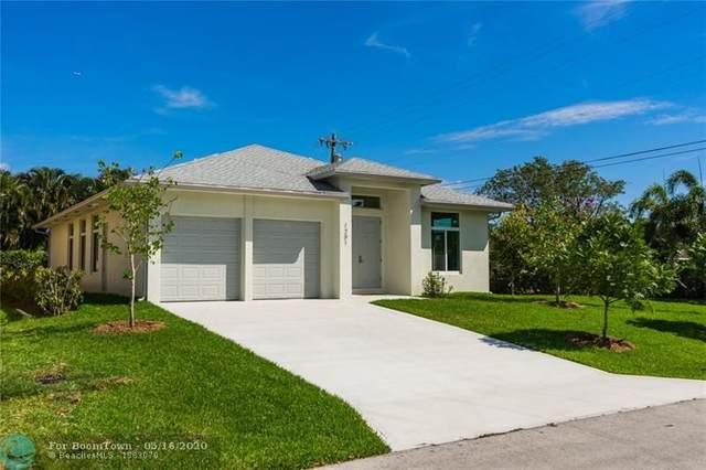 1201 SW 21st St, Fort Lauderdale, FL 33315 (MLS #F10214324) :: Lucido Global