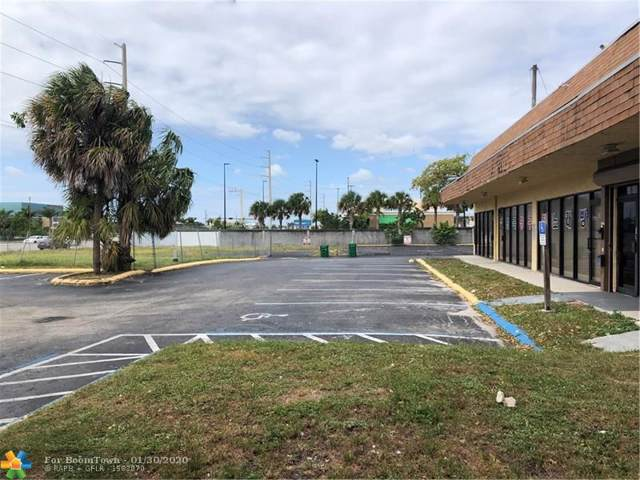 435 S State Road 7, Hollywood, FL 33023 (MLS #F10214380) :: The Paiz Group