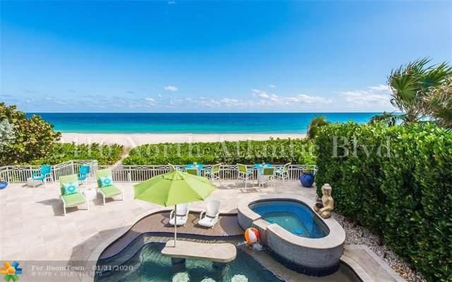 2416 N Atlantic Blvd, Fort Lauderdale, FL 33305 (MLS #F10214381) :: The Howland Group