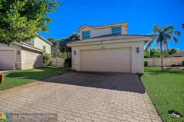 2055 SW 159th Ave, Miramar, FL 33027 (MLS #F10214432) :: Green Realty Properties