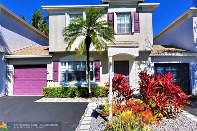 9531 Santa Rosa Drive #9531, Tamarac, FL 33321 (MLS #F10214445) :: Green Realty Properties