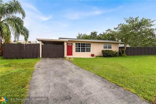 1616 NW 58th Ave, Margate, FL 33063 (MLS #F10214509) :: Berkshire Hathaway HomeServices EWM Realty