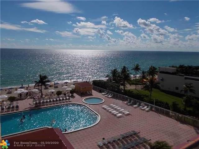 19201 Collins Ave #247, Sunny Isles Beach, FL 33160 (MLS #F10214550) :: The Paiz Group