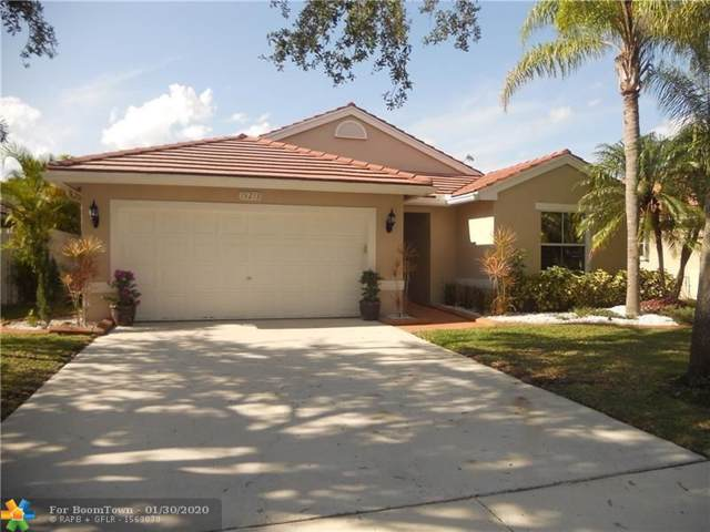 19213 NW 24th Ct, Pembroke Pines, FL 33029 (MLS #F10214552) :: United Realty Group