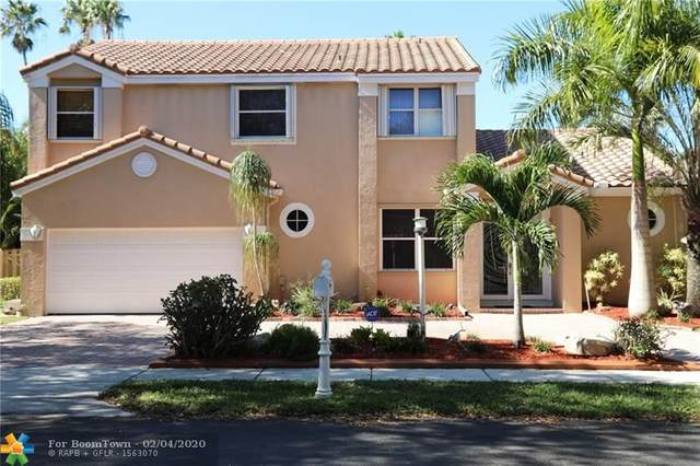 3280 Washington Ln, Cooper City, FL 33026 (MLS #F10214606) :: Green Realty Properties