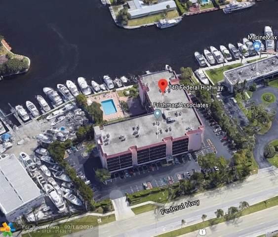 740 S Federal Hwy #215, Pompano Beach, FL 33062 (MLS #F10214627) :: Green Realty Properties
