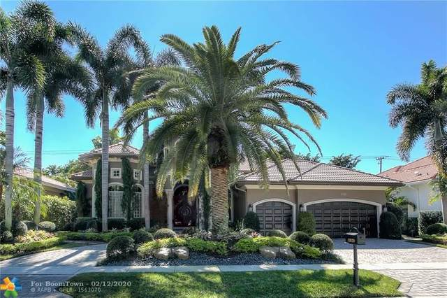 11020 Blue Palm St, Plantation, FL 33324 (MLS #F10214676) :: Green Realty Properties