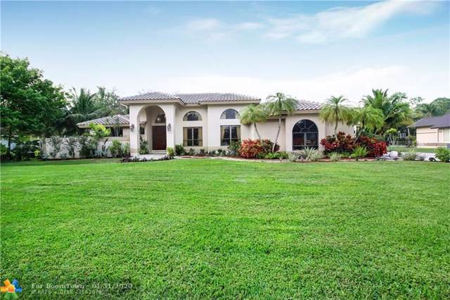 6253 NW 62nd Ter, Parkland, FL 33067 (MLS #F10214704) :: Green Realty Properties