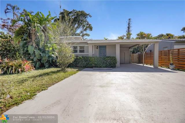 736 NW 19th St, Fort Lauderdale, FL 33311 (MLS #F10214716) :: Castelli Real Estate Services