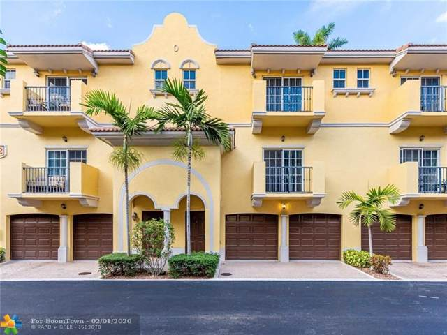 2512 SW 14 AV #505, Fort Lauderdale, FL 33315 (MLS #F10214727) :: Green Realty Properties