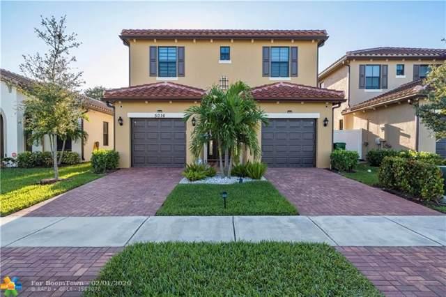 5016 NW 48th Ln, Tamarac, FL 33319 (MLS #F10214804) :: Green Realty Properties