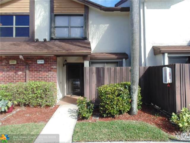 4582 W Carambola Cir #27213, Coconut Creek, FL 33066 (MLS #F10214867) :: Green Realty Properties