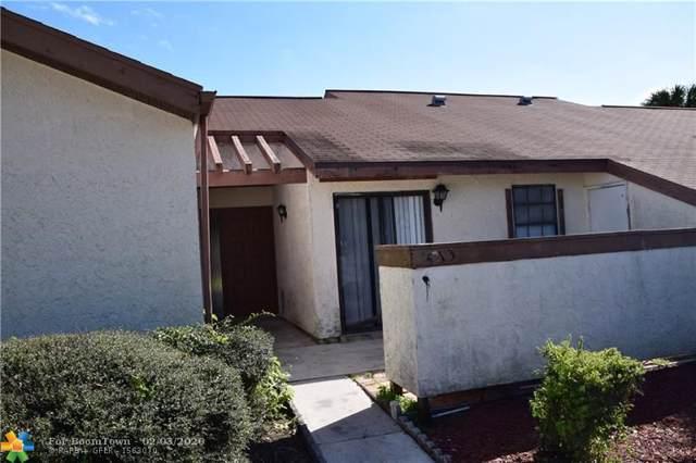 513 SW Tamworth Street #513, Port Saint Lucie, FL 34953 (MLS #F10214904) :: Green Realty Properties