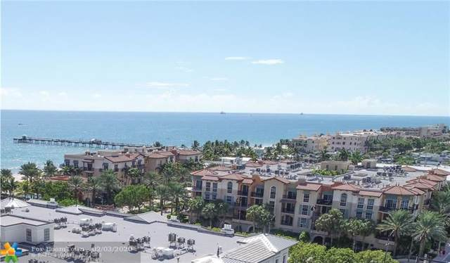 4445 El Mar Dr 2-305, Lauderdale By The Sea, FL 33308 (MLS #F10214927) :: The O'Flaherty Team