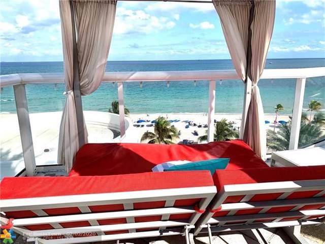 505 N Fort Lauderdale Beach Blvd #1205, Fort Lauderdale, FL 33304 (MLS #F10214934) :: Laurie Finkelstein Reader Team