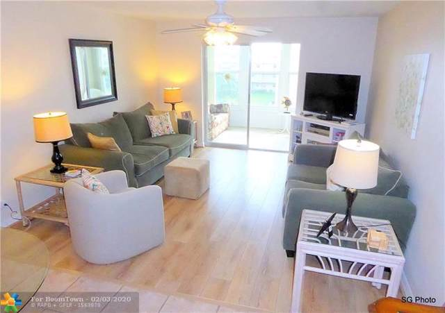 130 NE 26th Ave #408, Boynton Beach, FL 33435 (MLS #F10214935) :: Green Realty Properties