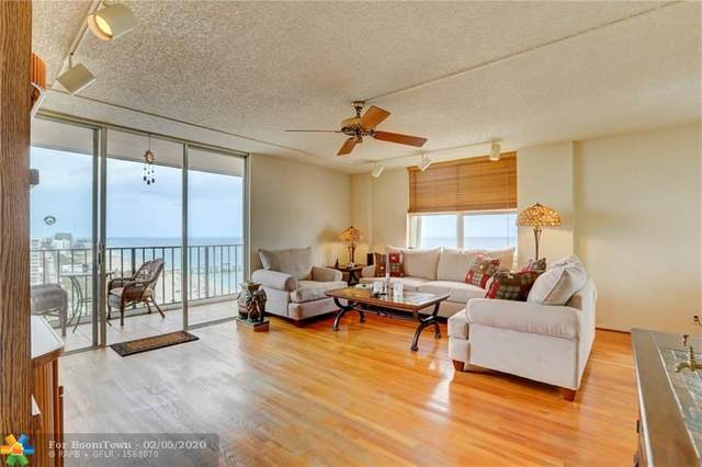 101 Briny Ave #2101, Pompano Beach, FL 33062 (MLS #F10214949) :: Green Realty Properties