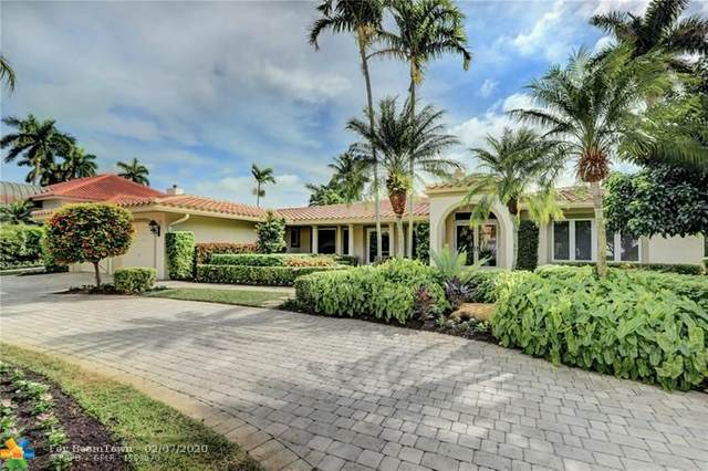 36 Pelican Dr, Fort Lauderdale, FL 33301 (MLS #F10215002) :: Berkshire Hathaway HomeServices EWM Realty