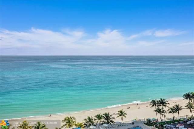 4300 N Ocean Blvd 14F, Fort Lauderdale, FL 33308 (MLS #F10215010) :: The O'Flaherty Team