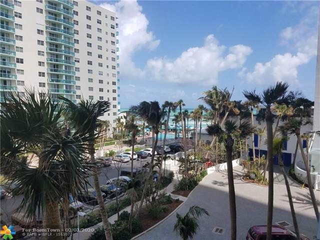 4001 S Ocean Dr 4M, Hollywood, FL 33019 (MLS #F10215042) :: Green Realty Properties