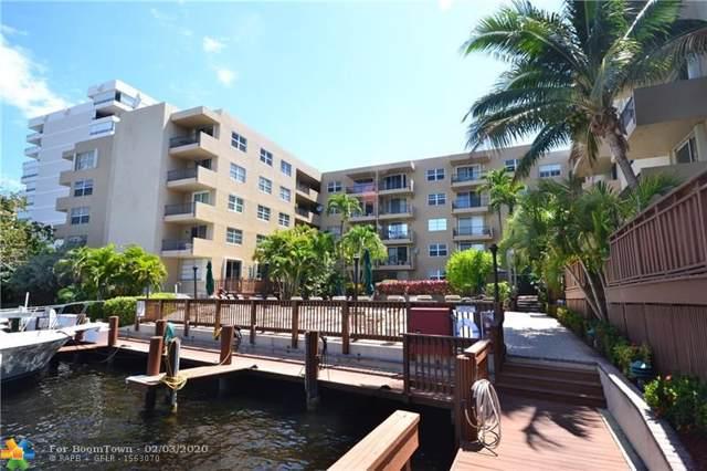 1421 S Ocean Blvd #506, Pompano Beach, FL 33062 (MLS #F10215065) :: The O'Flaherty Team