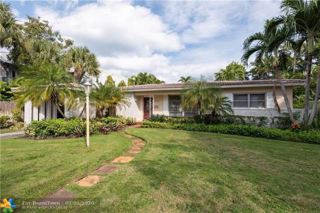 732 NE 17th Way, Fort Lauderdale, FL 33304 (MLS #F10215105) :: The Howland Group
