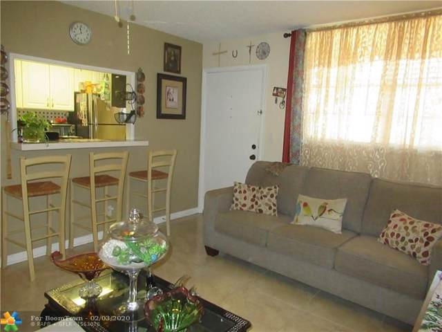 3220 Holiday Springs Blvd 1-110, Margate, FL 33063 (MLS #F10215120) :: Green Realty Properties