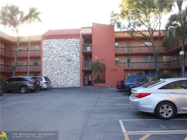 3110 Holiday Springs Blvd #207, Margate, FL 33063 (MLS #F10215121) :: Castelli Real Estate Services