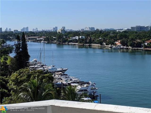 5500 Collins Ave #903, Miami Beach, FL 33140 (MLS #F10215147) :: Green Realty Properties