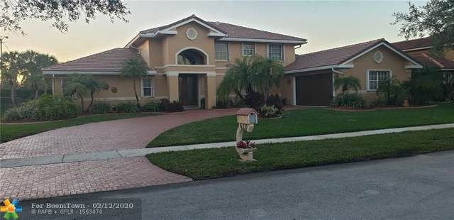 610 NW 195th Ave, Pembroke Pines, FL 33029 (MLS #F10215152) :: Castelli Real Estate Services