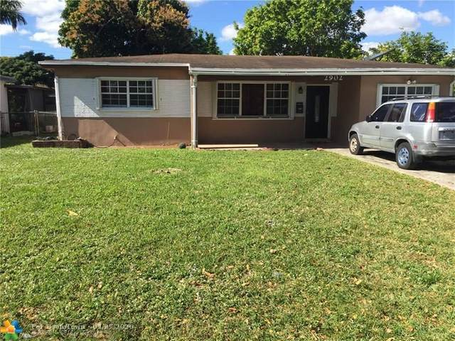 2902 SW 67 Way, Miramar, FL 33023 (MLS #F10215158) :: Castelli Real Estate Services