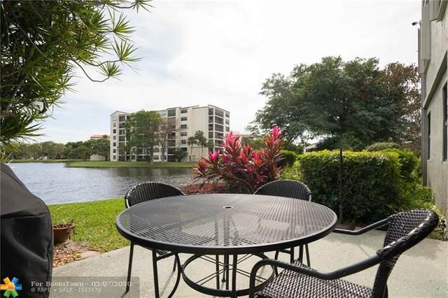 2232 N Cypress Bend Dr #108, Pompano Beach, FL 33069 (MLS #F10215174) :: Green Realty Properties
