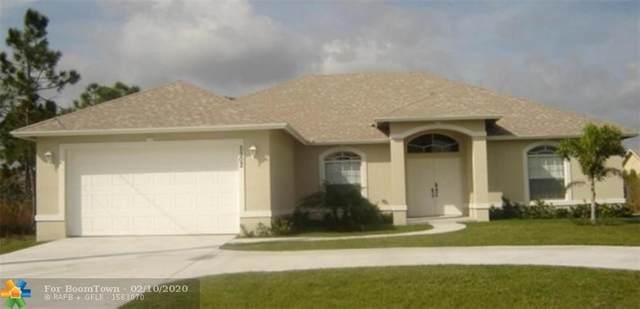 2303 SW Savage Blvd, Port Saint Lucie, FL 34953 (MLS #F10215227) :: Berkshire Hathaway HomeServices EWM Realty